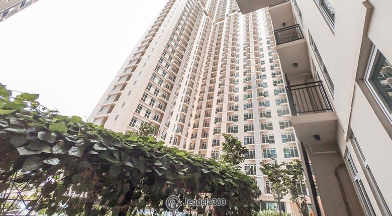 Balcony Puri Orchard Apartment