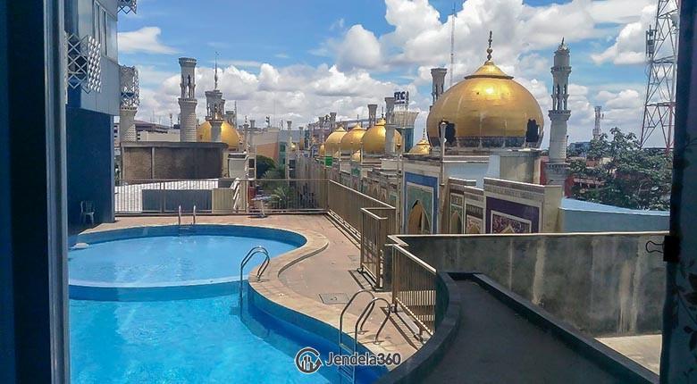 Balcony Saladdin Mansion Apartment