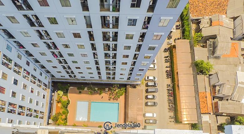 Balcony Green Park View Apartment Apartment