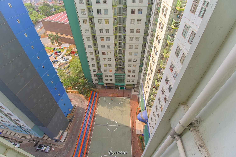 Balcony Pancoran Riverside Apartment