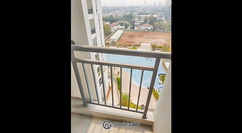 Balcony Akasa Pure Living Apartment Apartment