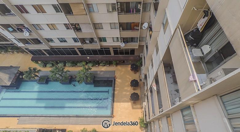 Balcony Apartemen Centro City Apartment