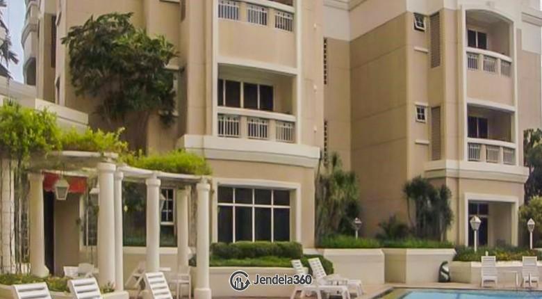 Balcony Kedoya Elok Apartment Apartment