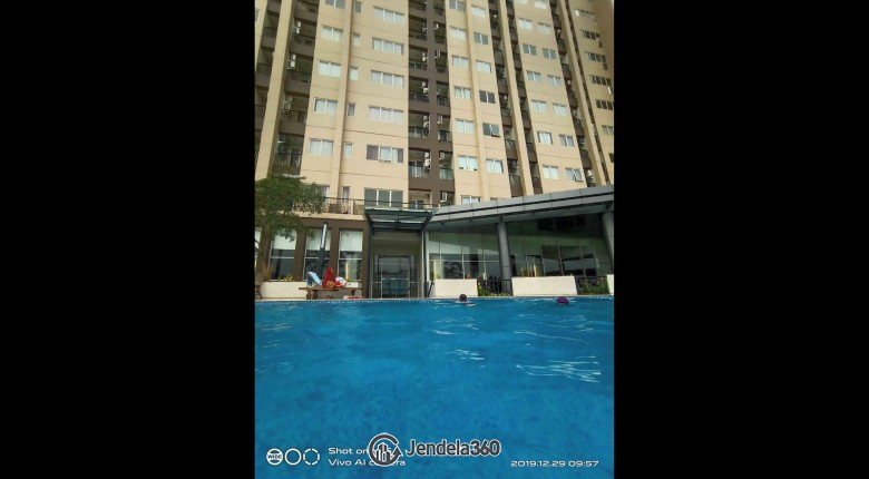Balcony The Oasis Cikarang Apartment Apartment
