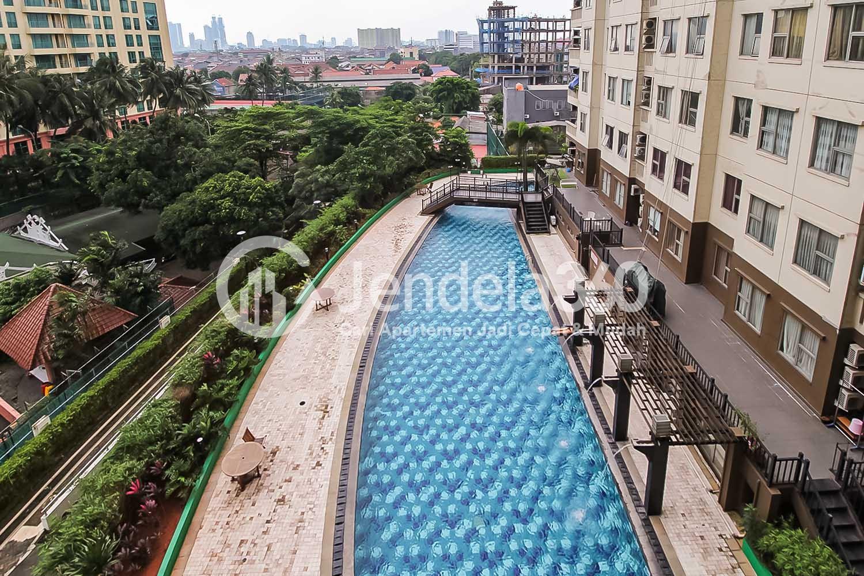 Balcony Apartemen Casablanca Mansion