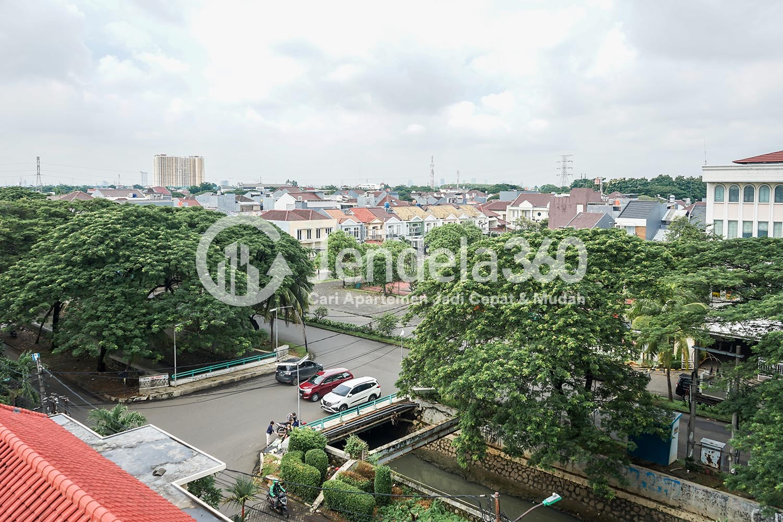 Balcony Semanan Indah Apartment