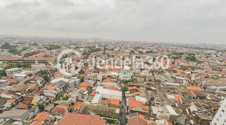Balcony Apartemen Bassura City Apartment