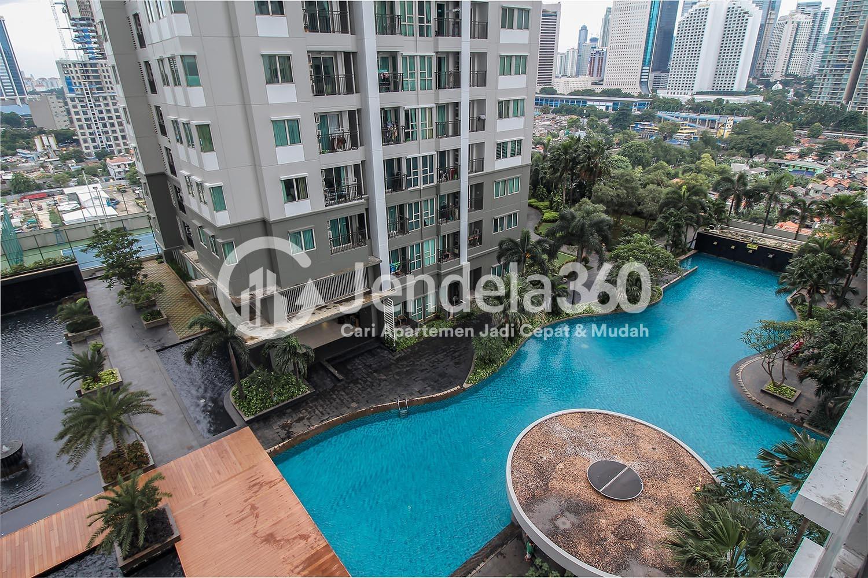 Balcony Thamrin Residence Apartment Apartment