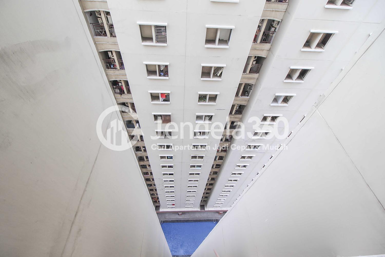 Balcony Apartemen Mediterania Gajah Mada Apartment