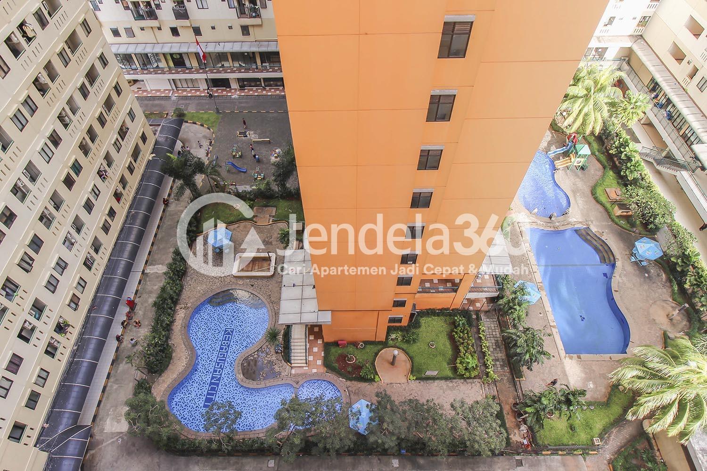 Balcony Kebagusan City Apartment Apartment