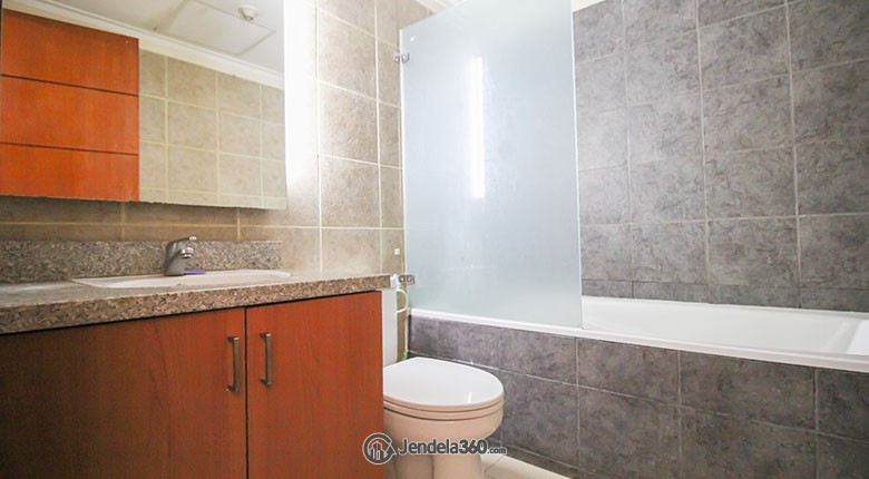 Bathroom puri park view