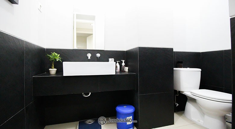 Bathroom 1 Park Residences Apartment