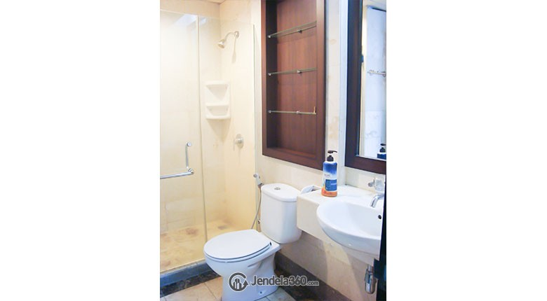 Bathroom The Bellagio Residence Apartment