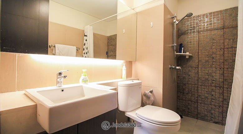 Bathroom Apartemen GP Plaza Apartment