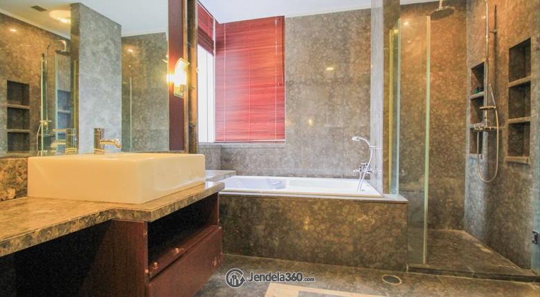 Bathroom The Capital Residences Apartment