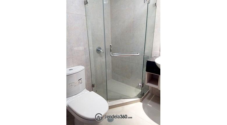 Bathroom Apartemen The Mansion Bougenville Kemayoran