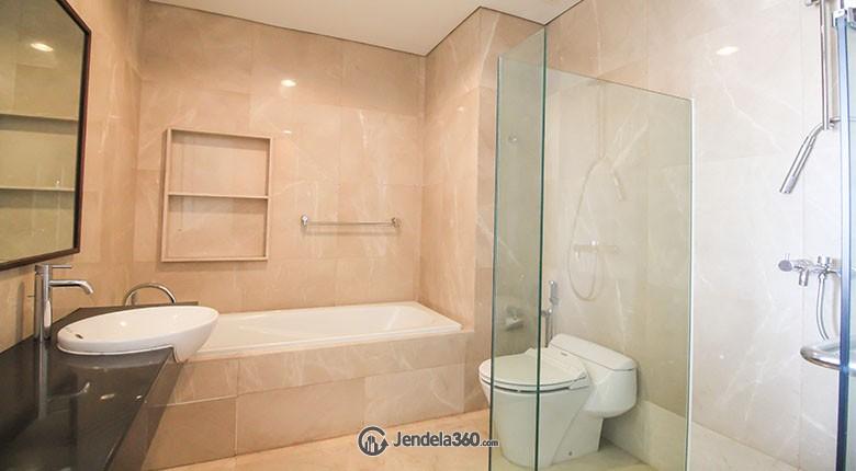 Bathroom Apartemen Pearl Garden Apartment