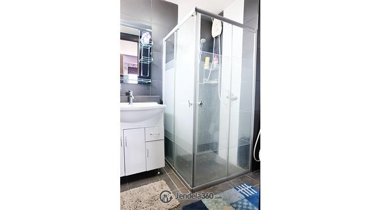 Bathroom Apartemen Aspen Residence Apartment