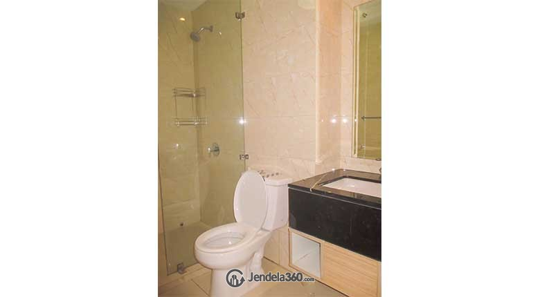 Bathroom Apartemen The Mansion Jasmine Kemayoran
