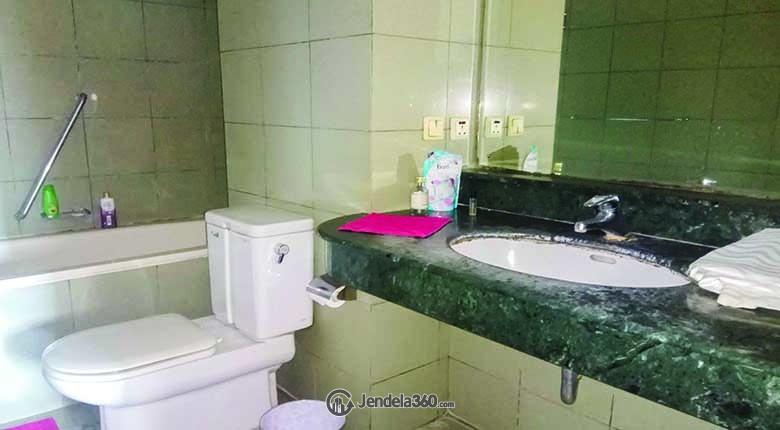Bathroom Apartemen Midtown Residences Jakarta