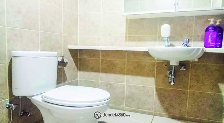 Bathroom Marbella Kemang Residence Apartment