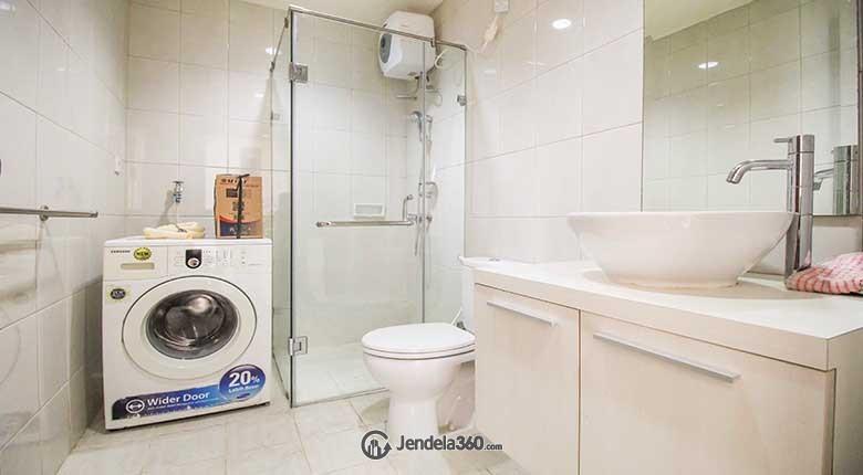 Bathroom Thamrin Executive Residence Apartment