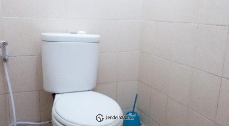 Bathroom Puri Park View Apartment Apartment