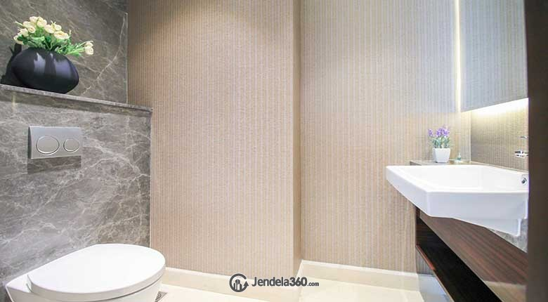 Bathroom Apartemen Wang Residences