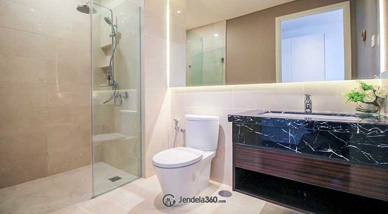 Bathroom Apartemen Wang Residences