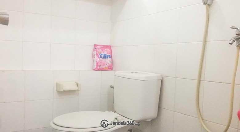 Bathroom Apartemen Gading Nias Apartment