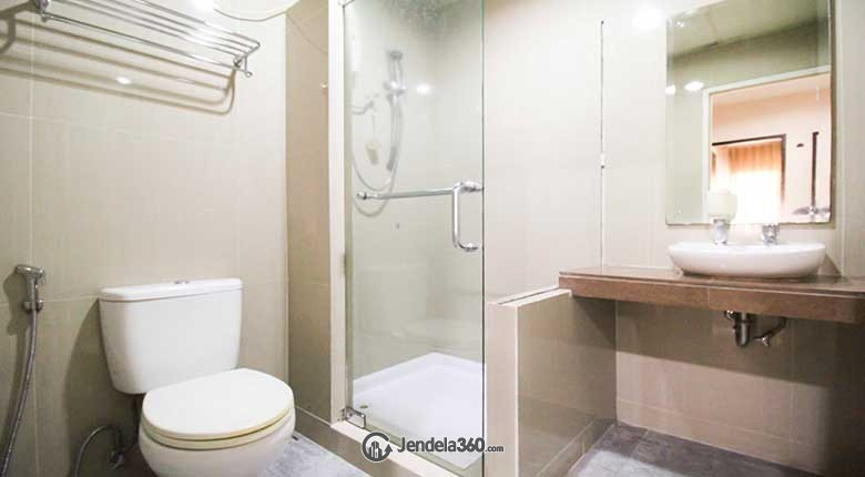 Bathroom Cosmo Mansion - Thamrin City