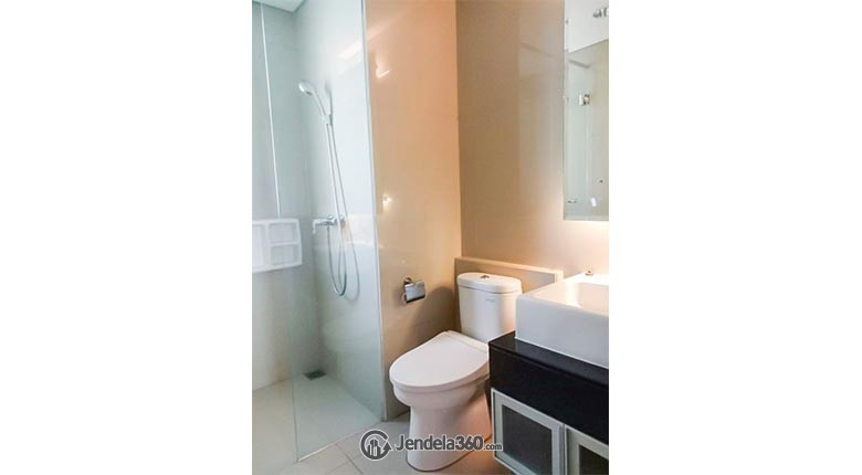 Bathroom The Royale SpringHill Residence Apartment