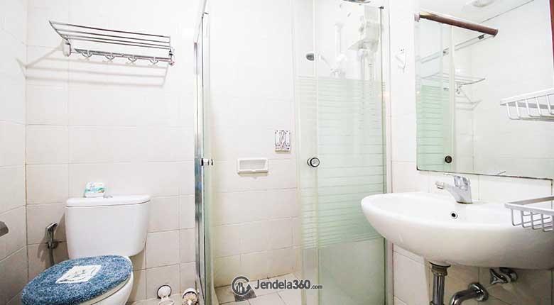 Bathroom Apartemen Thamrin Residence Apartment