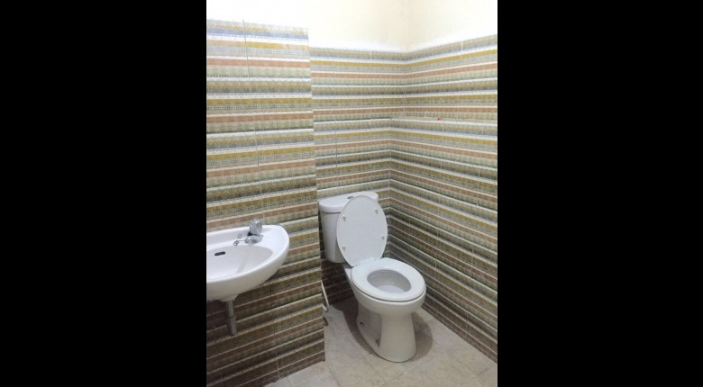 Bathroom Apartemen Kebagusan City Apartment