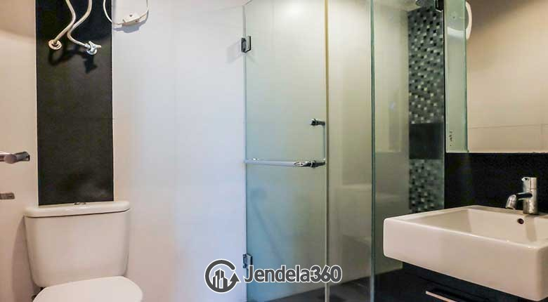 Bathroom Sahid Sudirman Residence Apartment