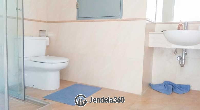Bathroom Apartemen FX Residence