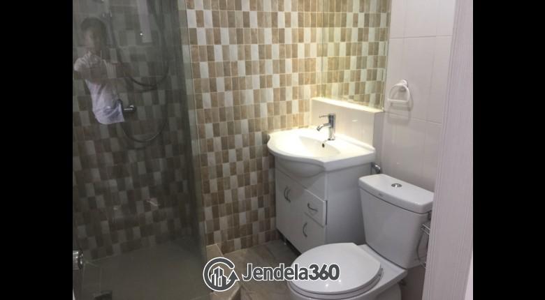 Bathroom Apartemen Ambassade Residences