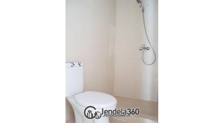 Bathroom Metro Park Residence Studio Non Furnished Apartment