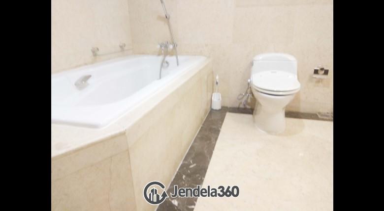 Bathroom Apartemen Bellagio Mansion