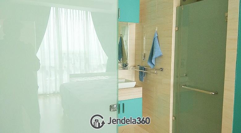 Bathroom Ancol Mansion Apartment Apartment