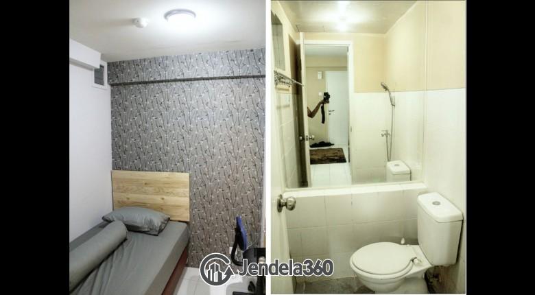 Bathroom Apartemen Kalibata City Apartment