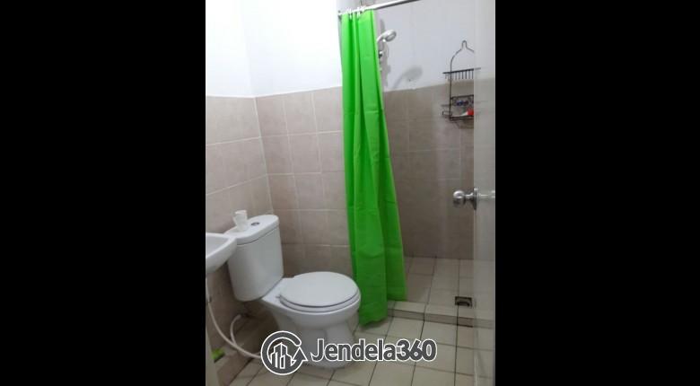 Bathroom Apartemen Green Bay Pluit Apartment