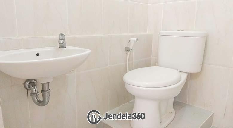 Bathroom Apartemen Pakubuwono Terrace