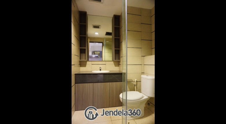 Bathroom Pasar Baru Mansion Apartment