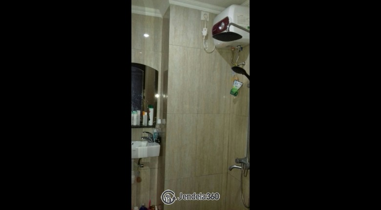 Bathroom The Boutique At Kemayoran Apartment