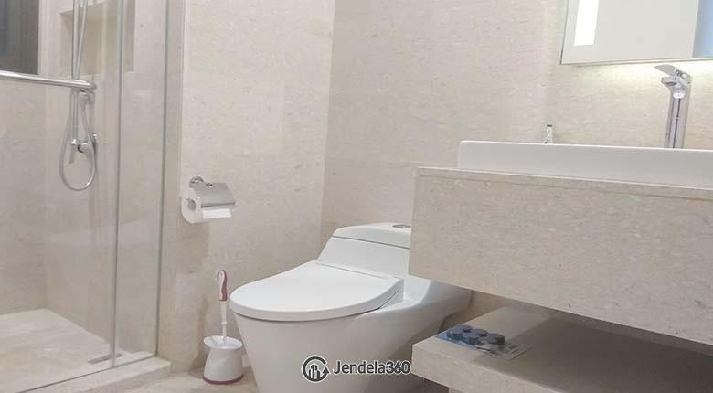 Bathroom 1 Park Avenue Apartment