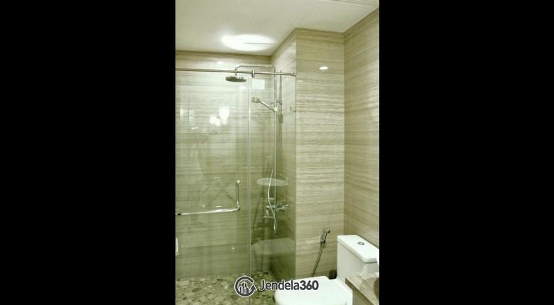Bathroom Apartemen Kuningan City (Denpasar Residence)