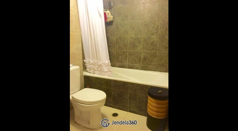 Bathroom Marbella Kemang Residence Apartment Apartment