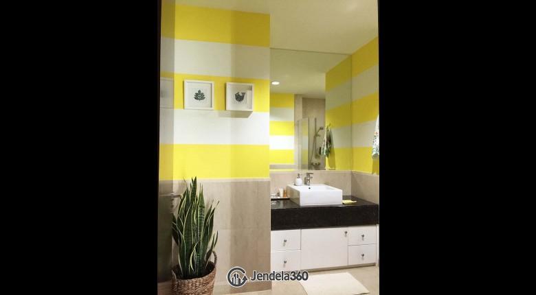 Bathroom Apartemen Pakubuwono View