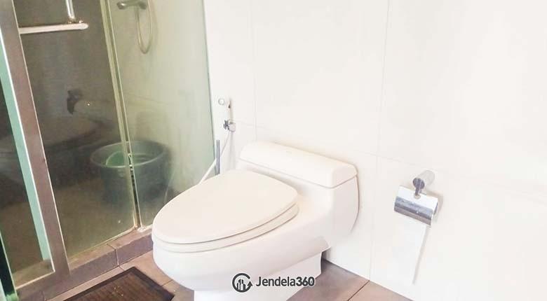 Bathroom Cosmo Mansion - Thamrin City